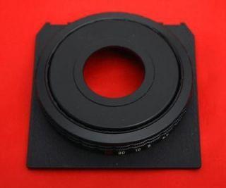 Focusing Lens Board #00 #0 #1 For Linhof Wisa Shen Hao Or DIY Camera
