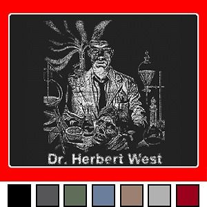 the re animator lovecraft reanimator cult t shirt s xxl