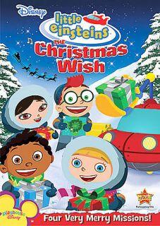 little einsteins the christmas wish dvd  4