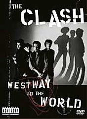 The Clash Westway to the World DVD, 2002, Digitally Mastered Director
