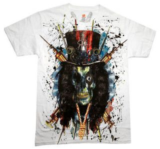 Alice Cooper Theatre Of Death Rock Band Adult T Shirt Tee
