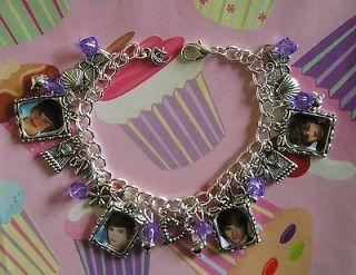 liam payne one direction handmade charm bracelet from united kingdom