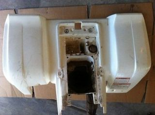 NICE REAR FENDER W/ AIR BOX & FILTER  YAMAHA BLASTER ATV
