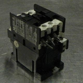 Klockner Moeller Contactor DIL00M, DIL 00M, 240 V Coil, USED, WARRANTY