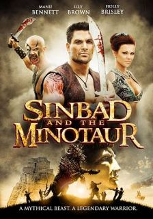 Sinbad and the Minotaur DVD, 2011