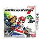 MARIO KART 7 (Nintendo 3DS, 2011) DRIVE, DIVE, AND GLIDE TO VICTORY