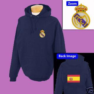 real madrid football jersey soccer jacket $ 19 99 navy