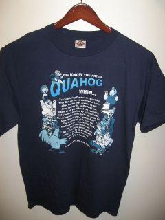 Quahog Seth MacFarlane Peter Stewie Meg Lois Griffin NEW T Shirt Med