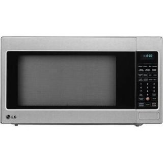 stainless steel microwave oven in Countertop Microwaves