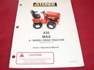 Steiner Mower Parts on PopScreen