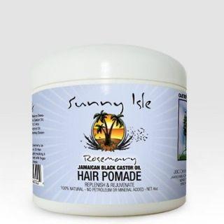 100% natural Rosemary Jamaican Black Castor Oil Hair Pomade 4 oz