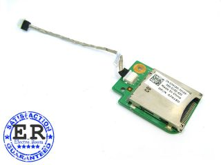 M5010 15R OEM DG15 Card Reader Board w/Cable 48.4HH04.011 7N18D