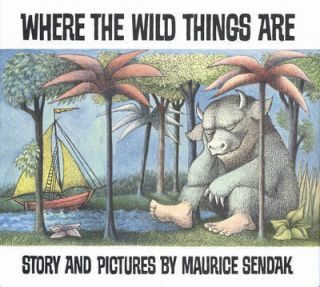 where the wild things are book in Children & Young Adults