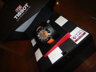 2011 Tissot T Race Limited Edition MotoGP T048.417.27.202.00 xxxx/8888