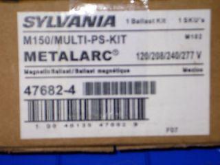 NEW 150 watt metal halide ballast replacement kit MULTI TAP Lowest