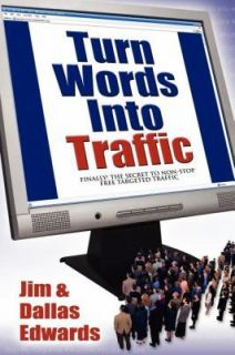 Newly listed Turn Your Words into Traffic  Finally the Secret to Non