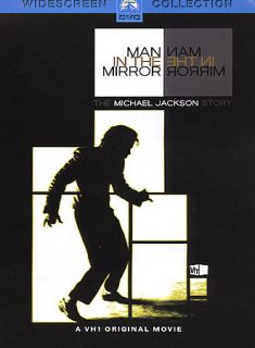 Man in the Mirror The Michael Jackson Story (DVD, 2005, Wid