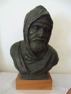 michelangelo florence bust signed austin prod production one day