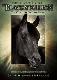 The Adventures of the Black Stallion   The Complete Second Season DVD