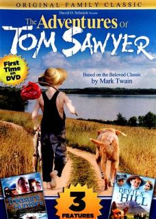 The Adventures of Tom Sawyer DVD, 2012