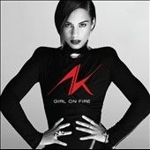 Alicia Keys   Girl On Fire (CD 2012) Nicki Minaj Brand New & Sealed