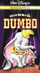 newly listed walt disney s masterpiece dumbo vhs 2001 60th