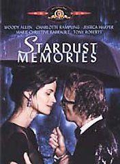 Stardust Memories DVD, 2000