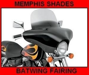 memphis shades batwing fairing kit honda valkyrie