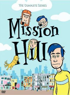 Mission Hill The Complete Series DVD, 2005, 2 Disc Set