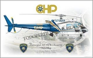 Eurocopter   Helicopter Profile   CHP California Highway Patrol
