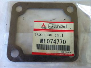 OEM Mitsubishi Fuso ME074770 Engine Gasket Hanger Thermo Housing