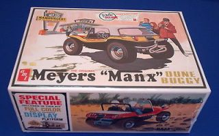 Meyers Manx Dune Buggy 1:25 scale AMT Retro kit   Hobby Time Model
