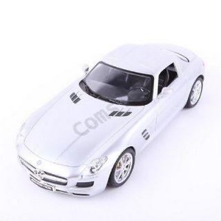 Authorized 114 RC 2CH Model Car Mercedes Benz SLS AMG Kids Toy Gift