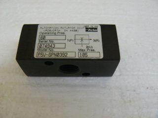 new parker p5v gpn0392 vacuum generator  74