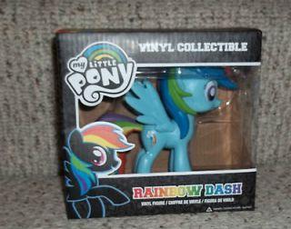 RARE My Little Pony FIM Friendship is Magic Rainbow Dash Vinyl by