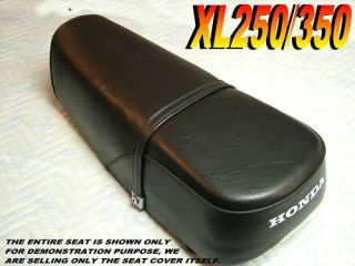 honda xl250 seat cover in Parts & Accessories