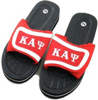 kappa alpha psi 3 letter fraternity mens flip flop sandals