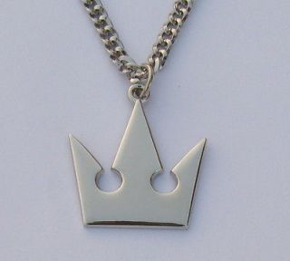 Newly listed Kingdom Hearts II Sora Crown Necklace Anime Cosplay New