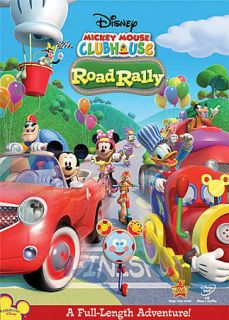 Mickey Mouse Clubhouse Road Rally DVD, 2010