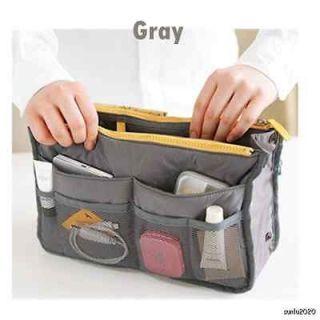Travel Insert Handbag Organiser Purse Large liner Organizer Bag