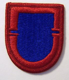 AIRBORNE/SPECIAL OPERATIONS BERET FLASH 505th INFANTRY 1st BATTALION