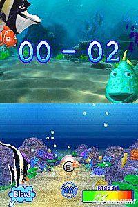 Finding Nemo Escape to the Big Blue Nintendo DS, 2006