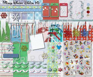 disney digital scrapbook kit in Digital Scrapbooking