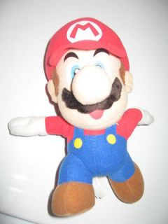 super mario plush toy by nintendo mint condition time left