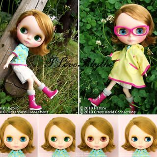 takara 12 neo blythe doll nicky lad from hong kong