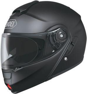 shoei neotec modular flip up motorcycle helmet matte black more