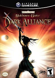 Baldurs Gate Dark Alliance Nintendo GameCube, 2002