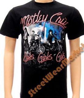 motley crue tommy lee amercian music men t shirt sz