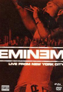 Eminem   Live from New York City 2005 DVD, 2007