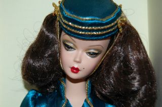 Usherette Barbie Silkstone Fashion Model Collection NRFB Doll Career